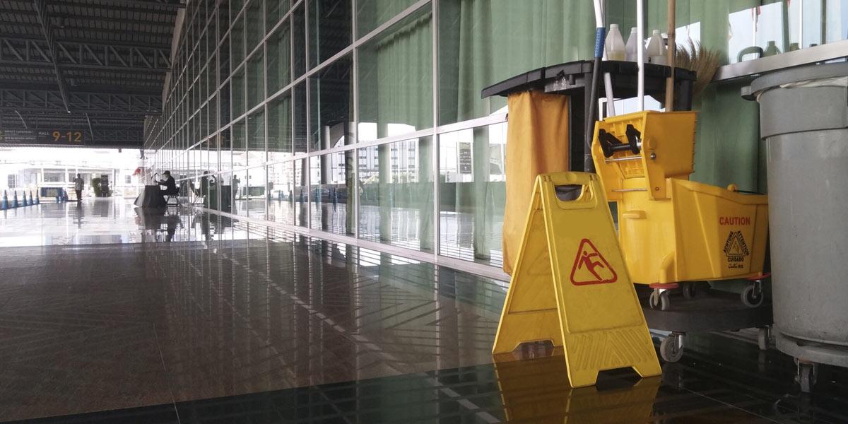 Limpieza edificios Madrid